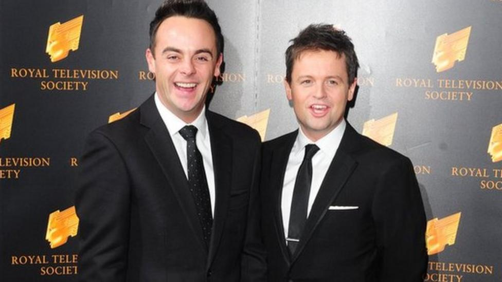 Video: Ant and Dec top UK singles chart