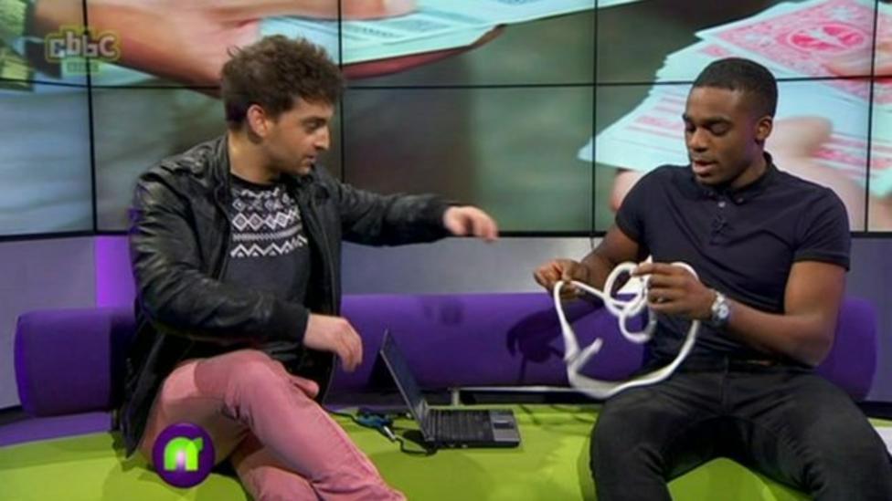 Watch Fergus on the NR sofa....
