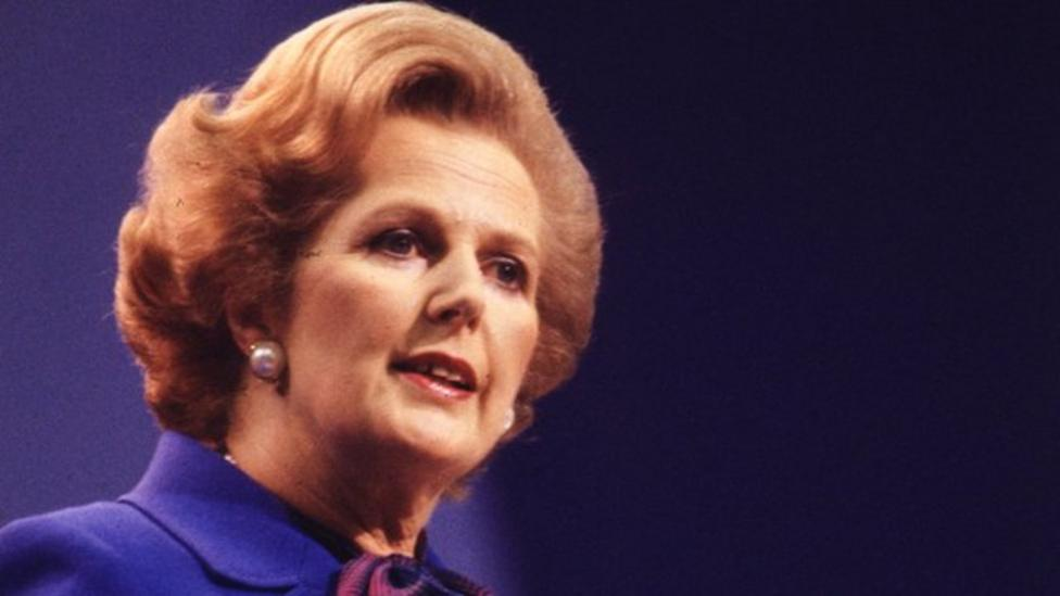 Margaret Thatcher's life and career