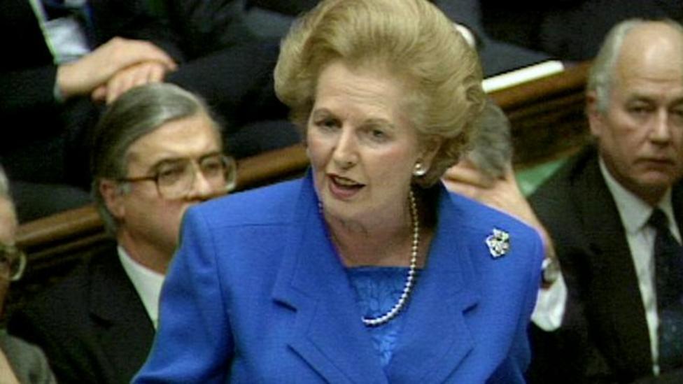 Was Thatcher an inspiration to girls?