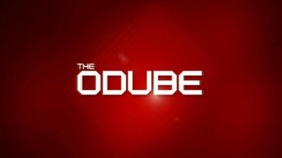 The Odube week 4 - The Square