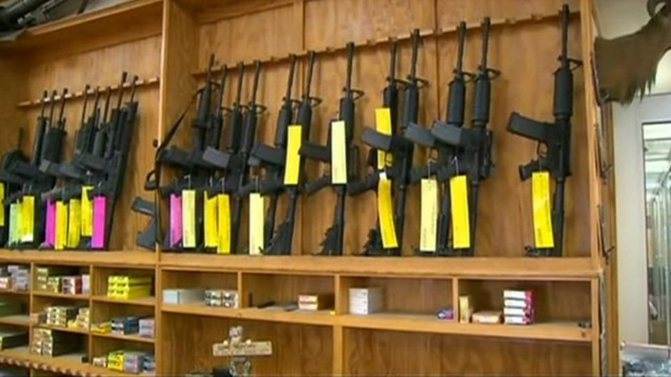 Obama's anger at US gun laws defeat