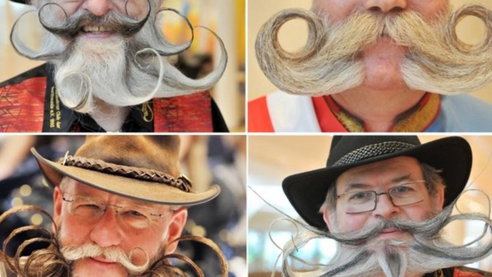 World's best beards battle it out