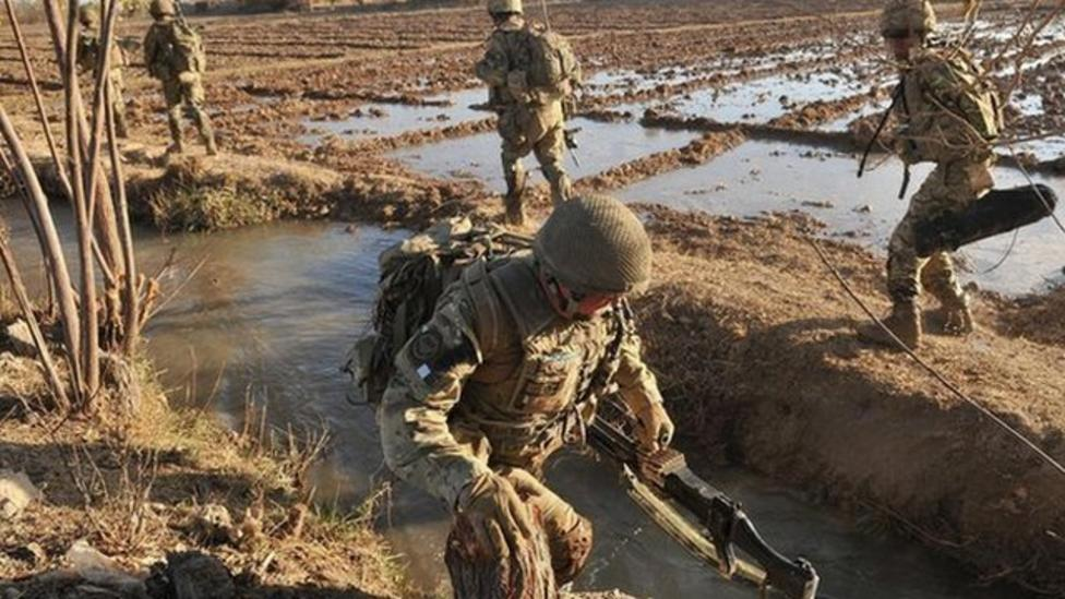 Three soldiers die in Afghanistan