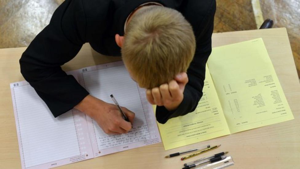 Exams, top tips on reducing stress