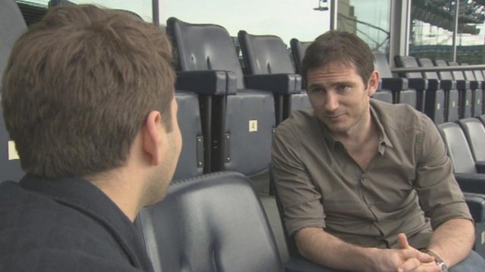 Video: Lampard wants Mourinho back