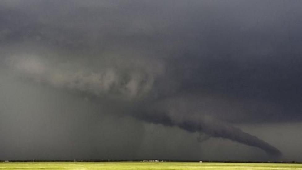 Massive tornadoes rip through Oklahoma