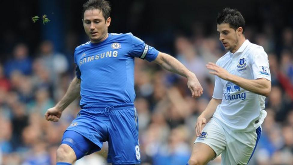 Video: Lampard rates himself as 8 out of 10