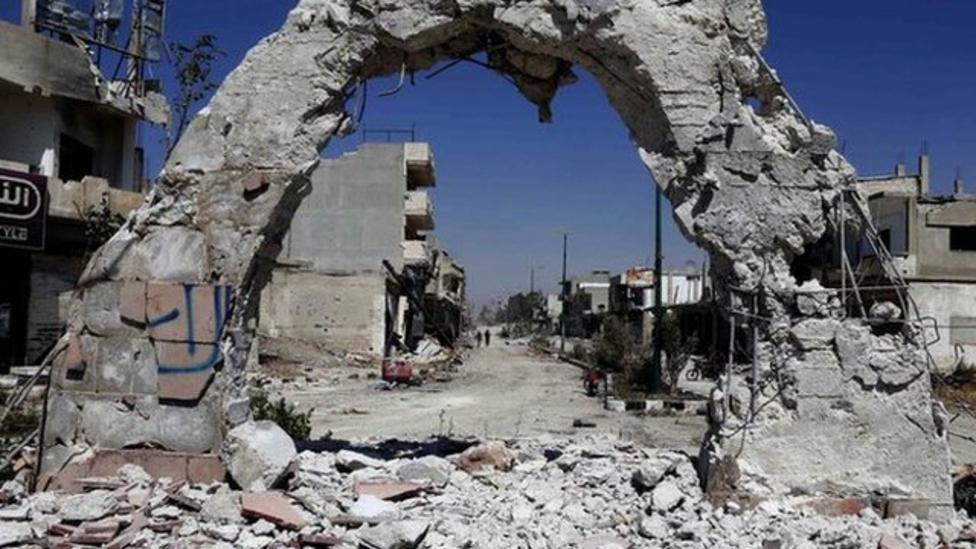Stopping the violence in Syria