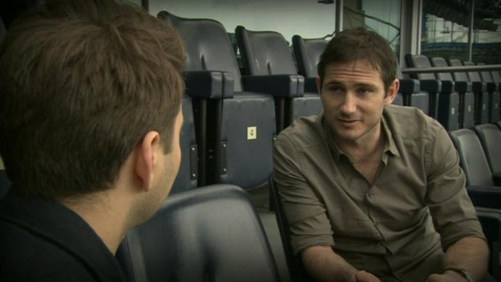 Lampard publishes first kids book