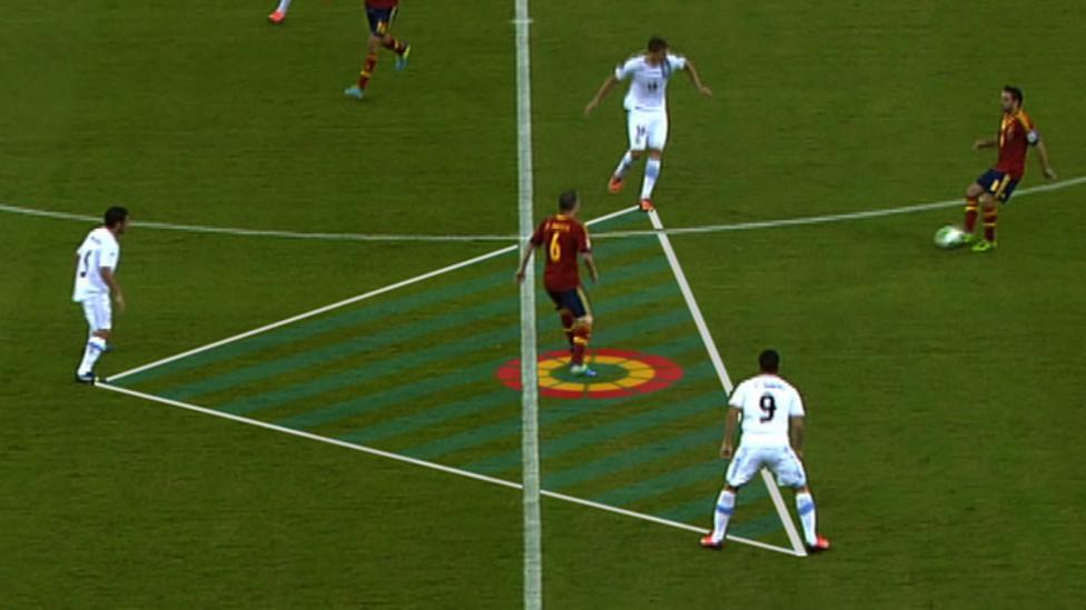 Pat Nevin analysis: How Spain's passing sucks in opponents ...