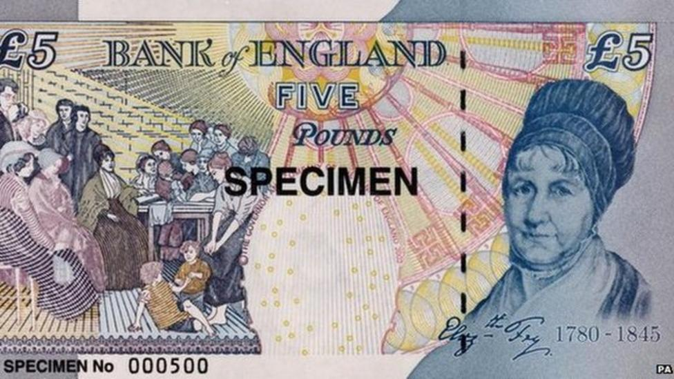 Which women should be on banknotes?