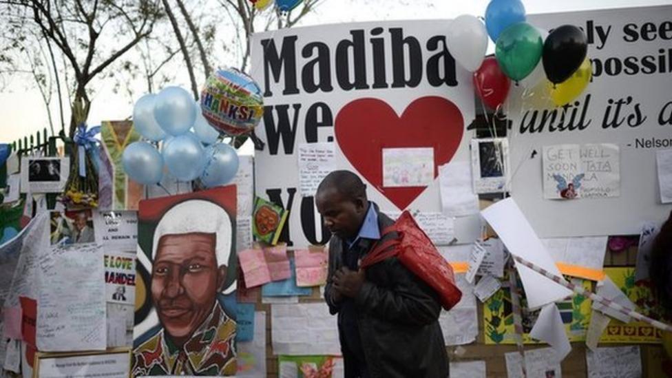 Mandela remains 'critical but stable'