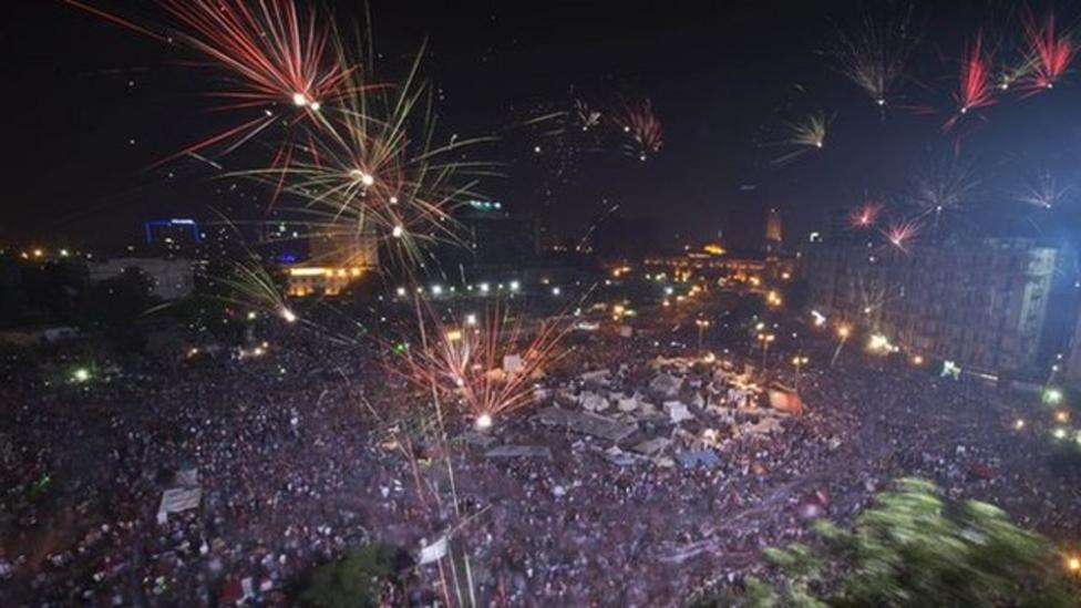 Morsi out after Army seized power