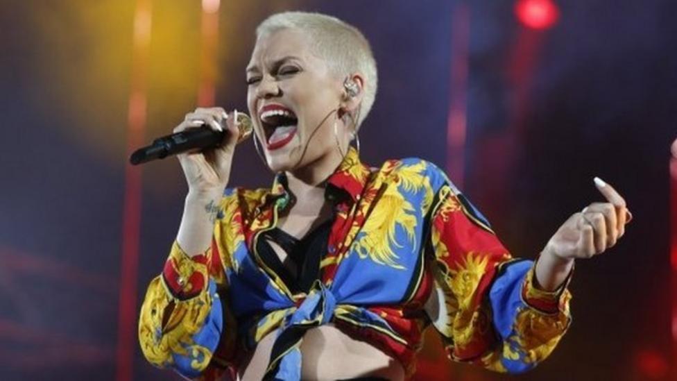 Jessie J has quit The Voice