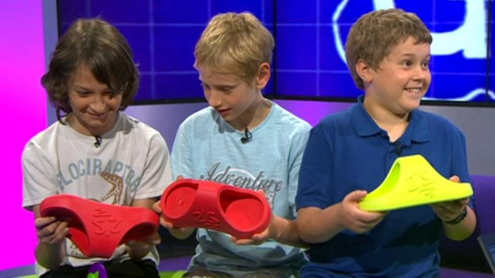 Newsround inventions competition winners