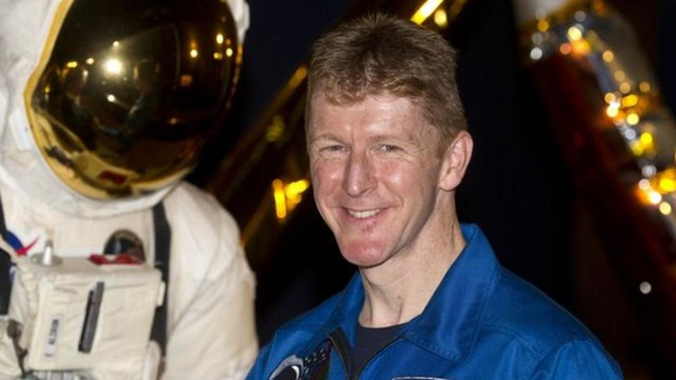 Tips on jobs in space from astronaut
