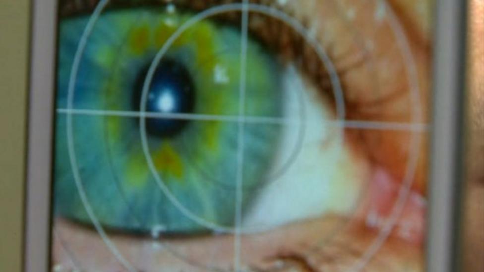 Sight-saving 'eye' phone app