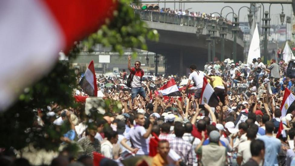 More violent clashes in Egypt