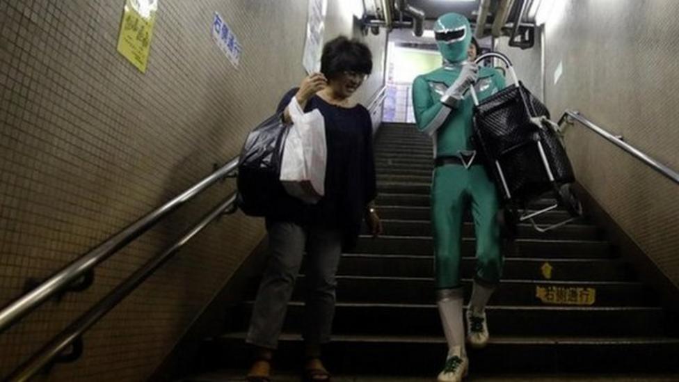 Carry Your Pram Ranger helps Tokyo travellers