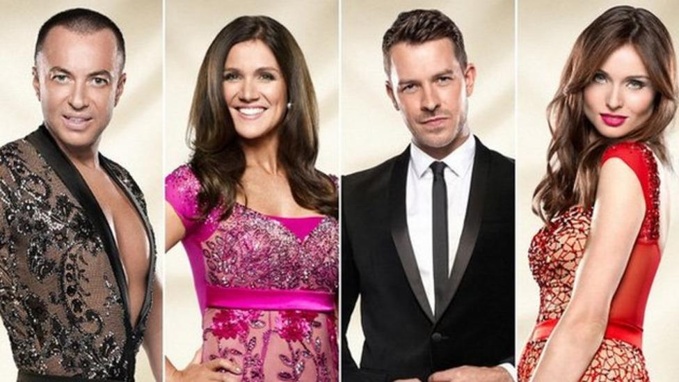 The new Strictly line-up