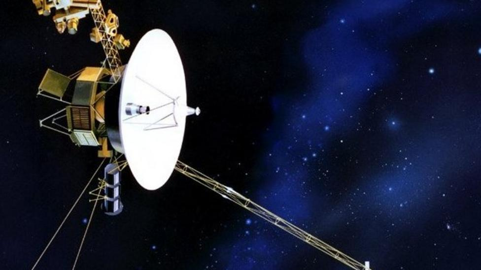 Ricky explains why Voyager-1 is such a big deal
