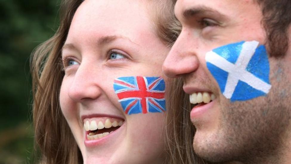 One year until big Scottish vote