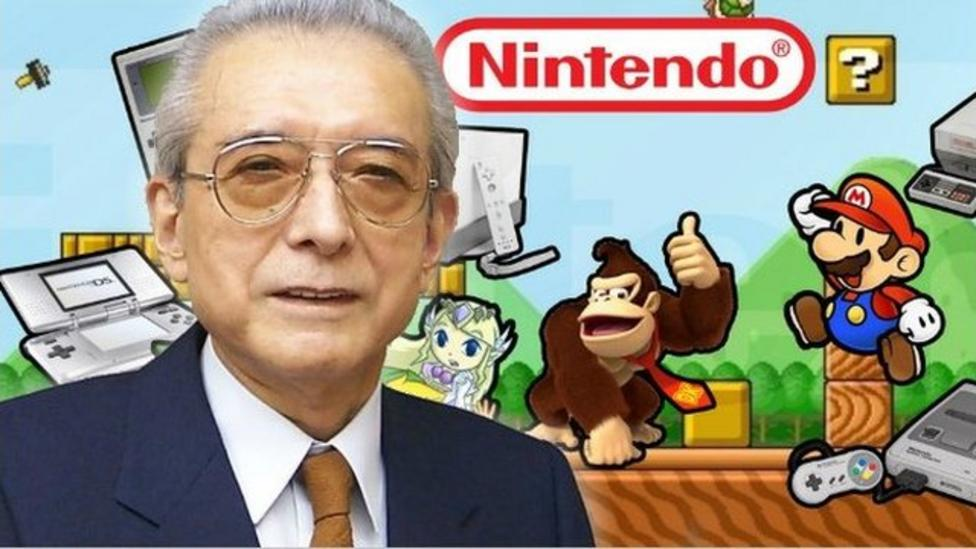 Nintendo mastermind dies aged 85