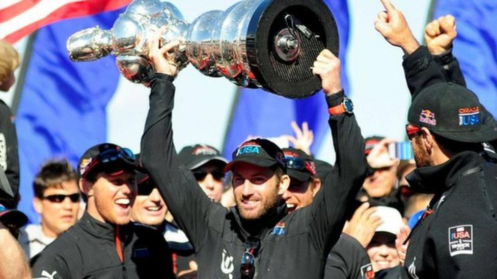Ainslie inspires incredible America's Cup win