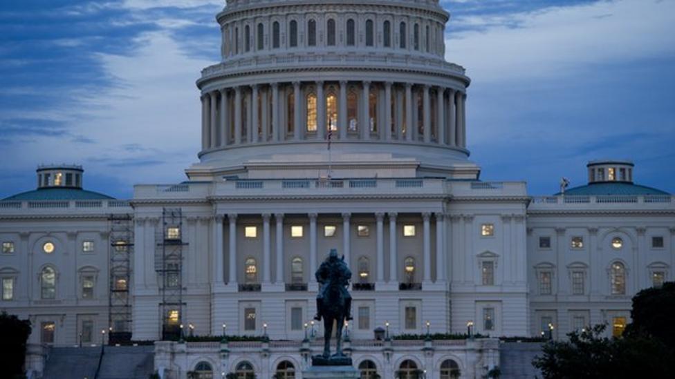 US shutdown - why did it happen?