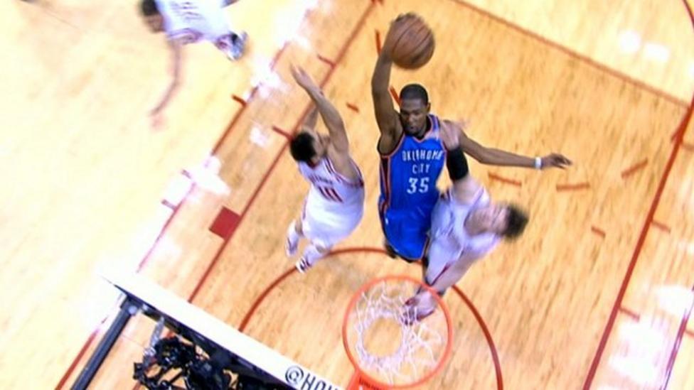 NBA basketball comes to UK