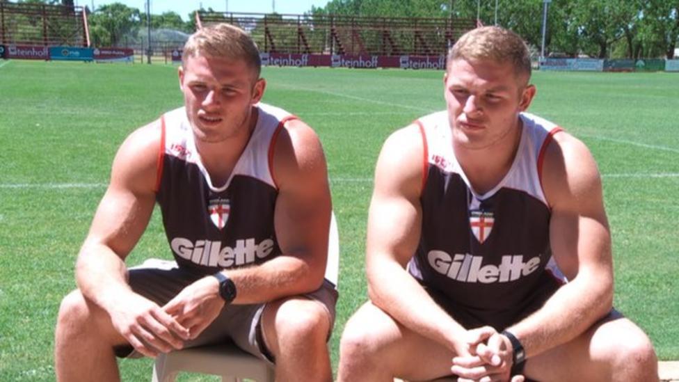 george burgess rugby