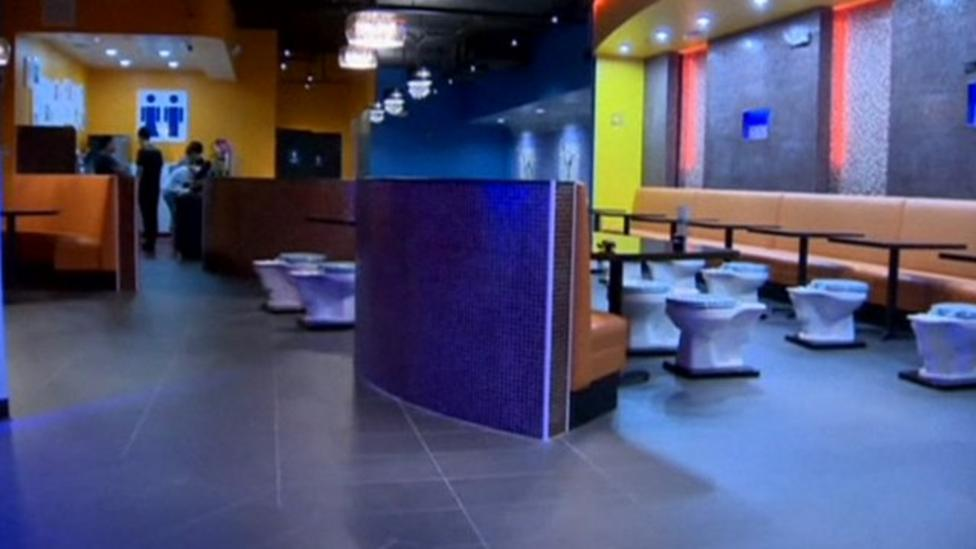 New loo themed restaurant in America