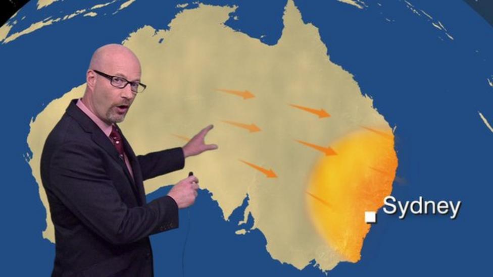 What's causing Australian bushfires?