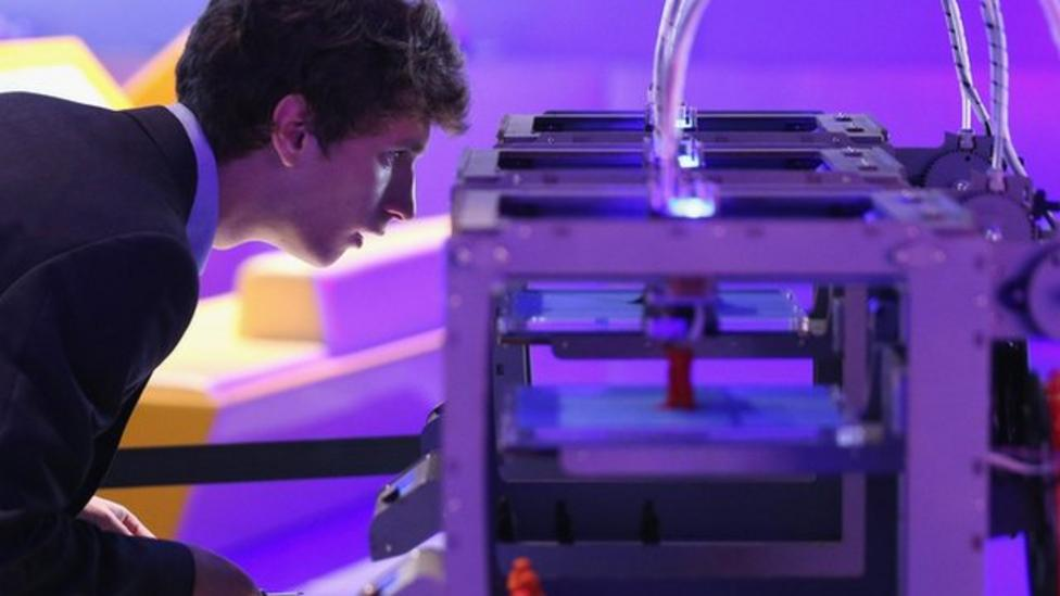 Will 3D printing take off?