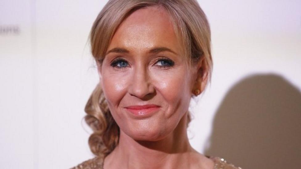Rowling talks about Fantastic Beasts
