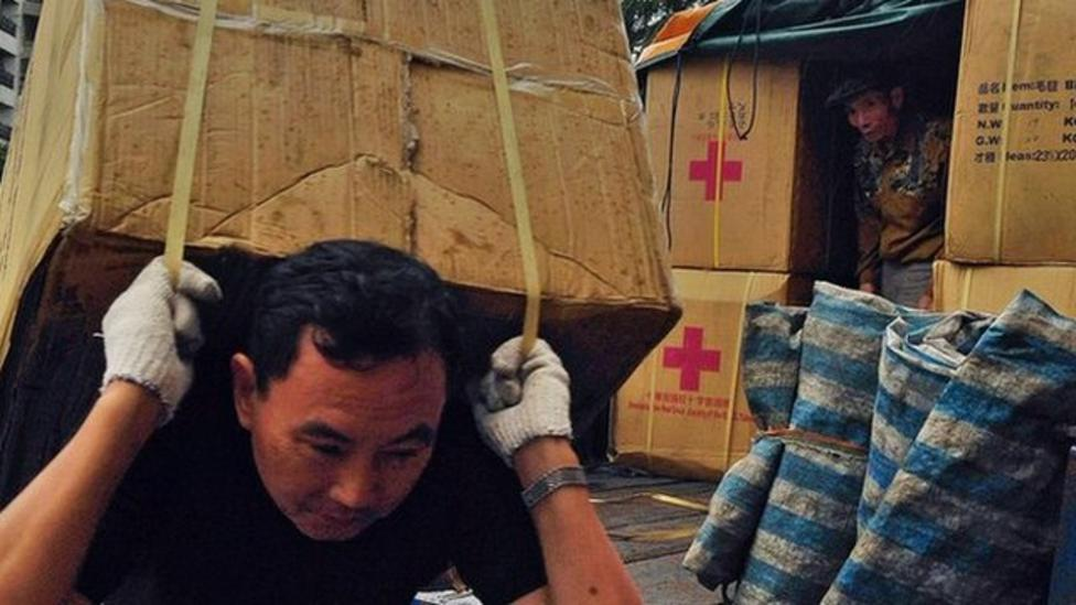 Ayshah looks at the difficulties aid agencies are facing