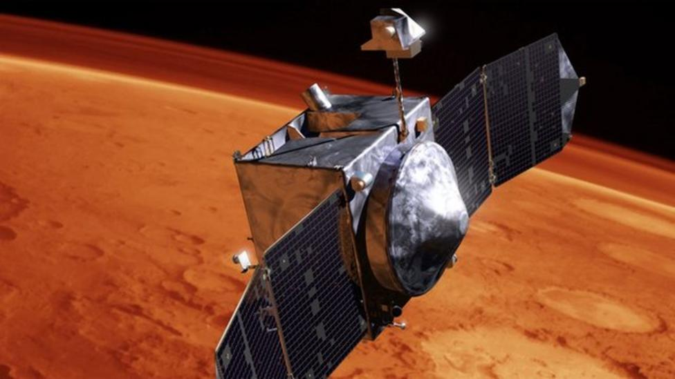 Nasa Mars mission set for launch