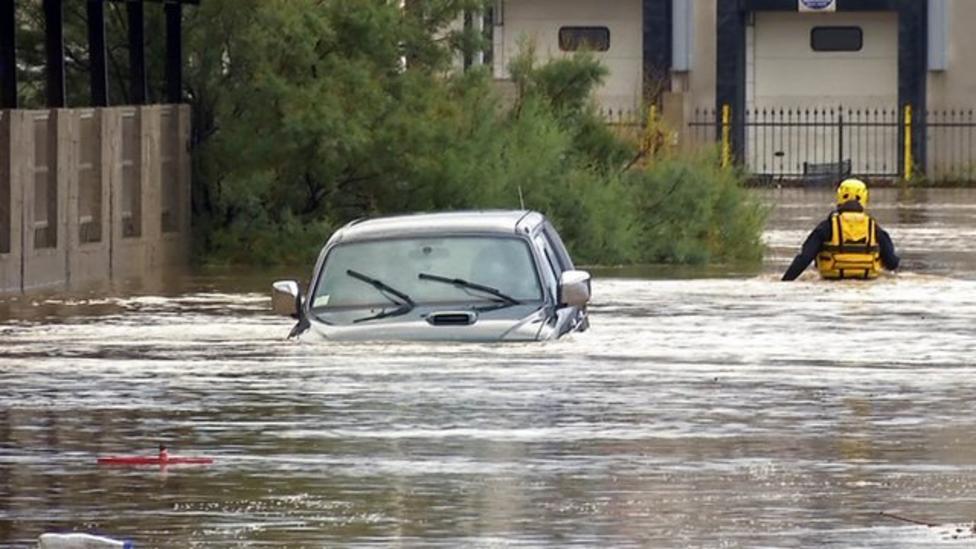 Cyclone in Sardinia causes chaos