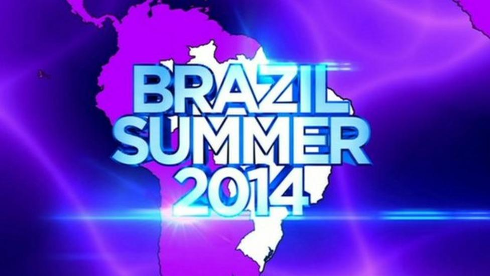Who's going to Brazil for the World Cup?