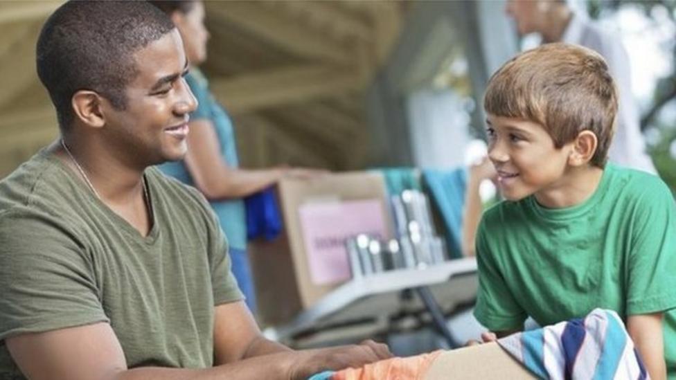 Plan to get more kids volunteering
