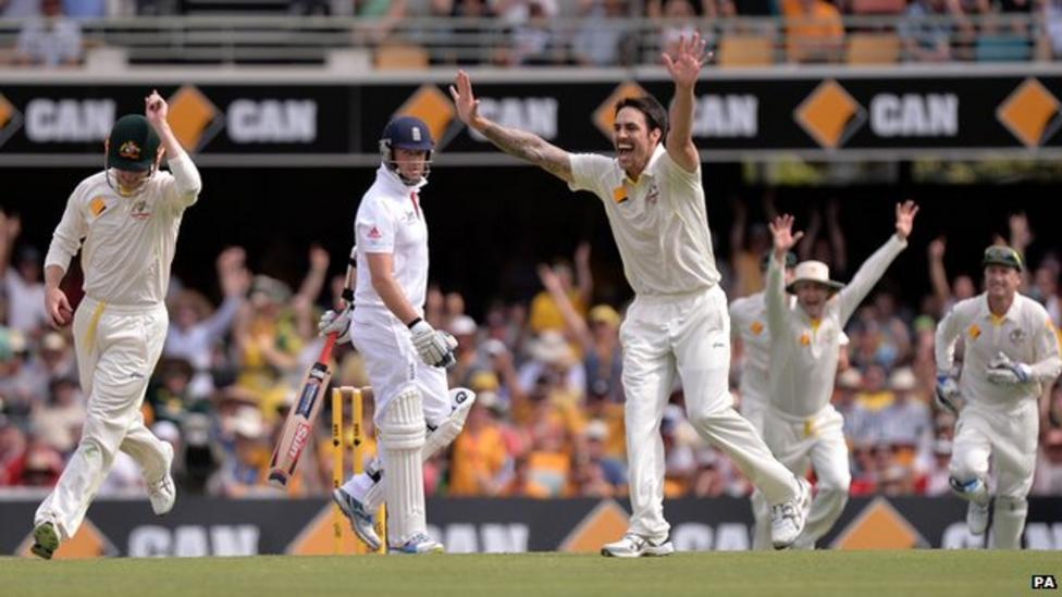 England crumble overnight at the Ashes