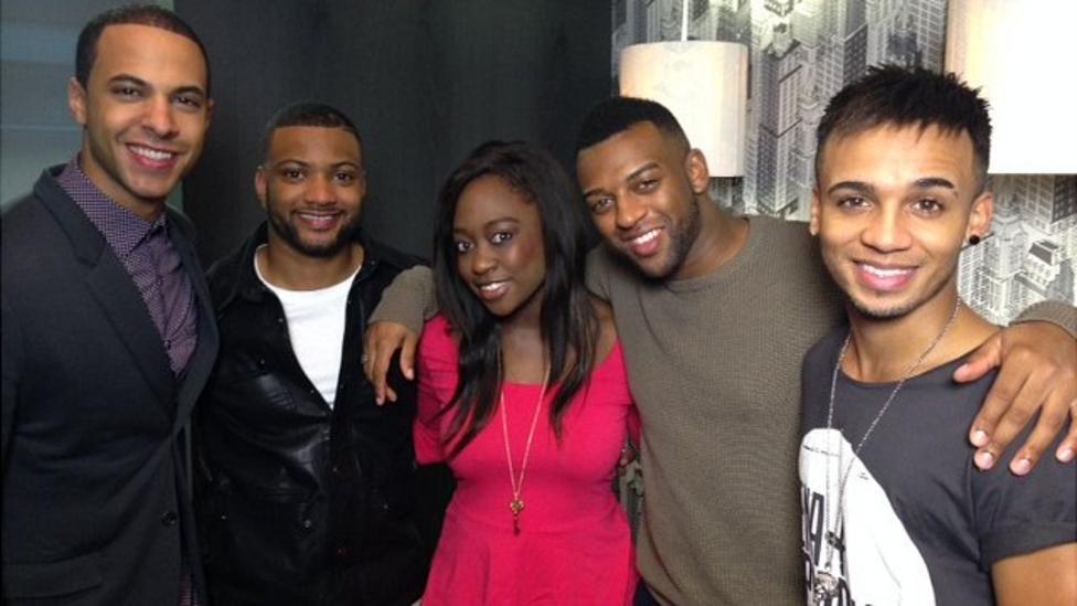 JLS talk split and goodbye tour