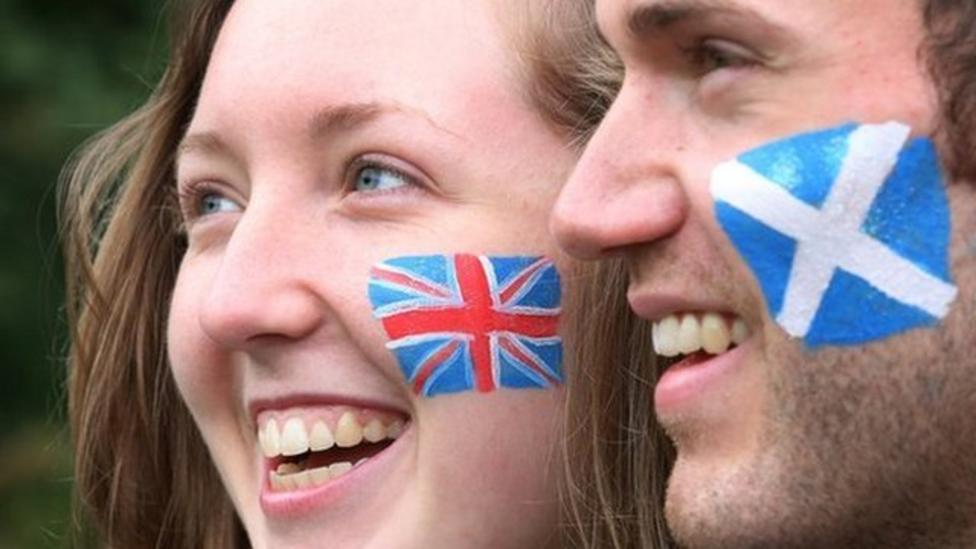 Scottish government presents case for independence