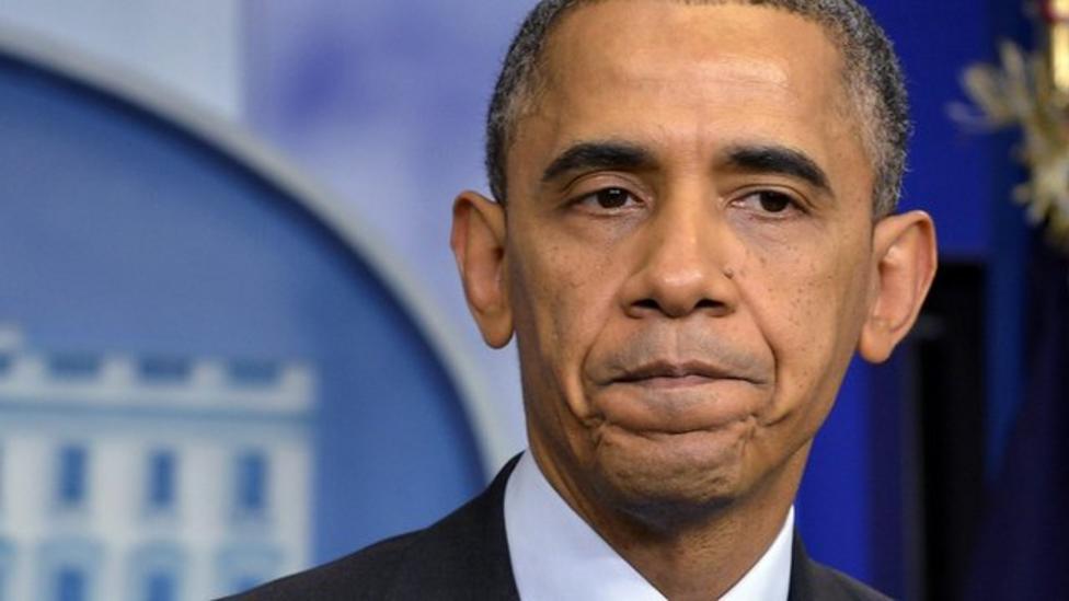 Obama pays tribute to Mandela