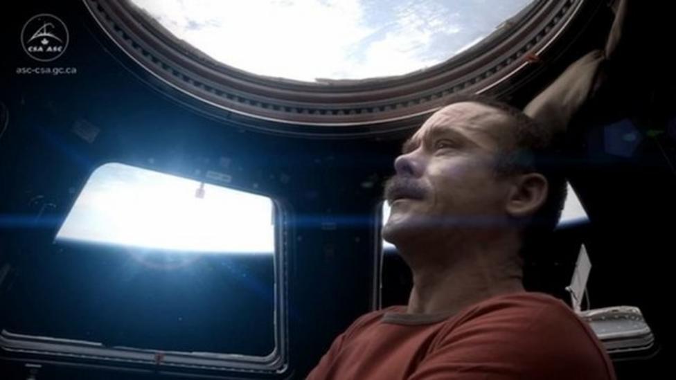 Chris Hadfield's space adventure