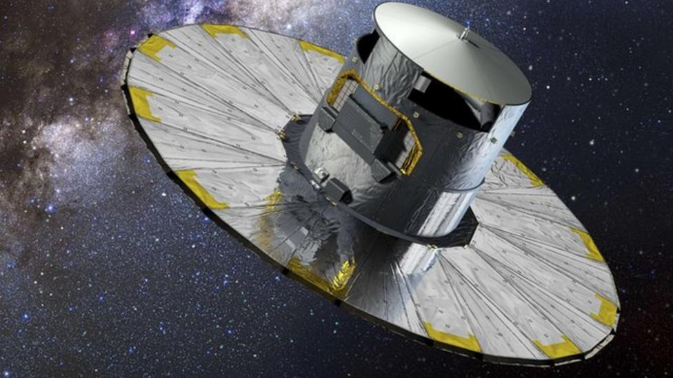 Powerful telescope to map the galaxy