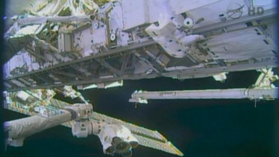 Spacewalk to fix faulty pump on ISS