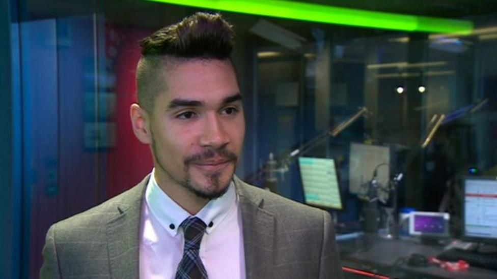 Louis Smith on his comeback