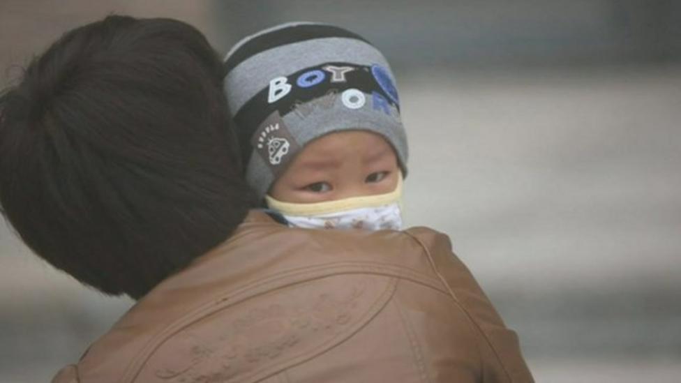 Tackling China's smog problem